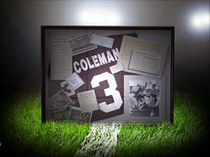 football photo frames
